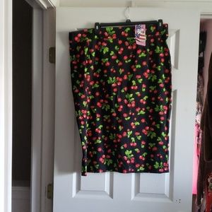 Pinup couture 4X skirt